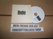 CD Pop Dido - White Flag (1 Song ) Promo BMG ARISTA