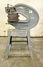 Rotex Turret Punch Manual R18 26 Throat Depth 18a200