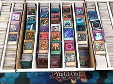 YUGIOH 50 CARD ALL HOLOGRAPHIC HOLO FOIL COLLECTION LOT! GREAT DECK STARTER!