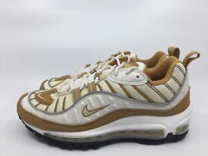 dc3a7771a2454 Details zu Nike Air Max 98 W AH6799 003 Sneaker phantom beach wheat
