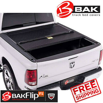 Bak Bakflip F1 Hard Folding Tonneau Cover Fits 2015 2020 Ford F 150 5 7 Bed Ebay