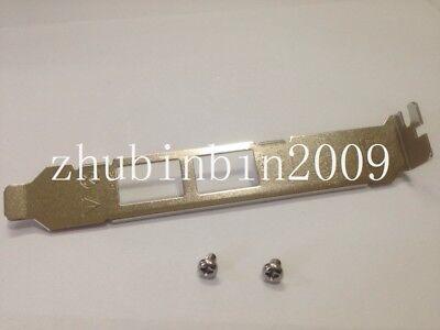 Full Height BRACKET FACE PLATE for DELL Broadcom BCM57810S W1GCR HN10N 10Gb