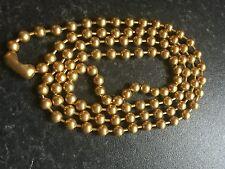 Hindu Sikhs Solid Pure Brass beads Meditation Prayer Simarna HEALING Dumala Mala