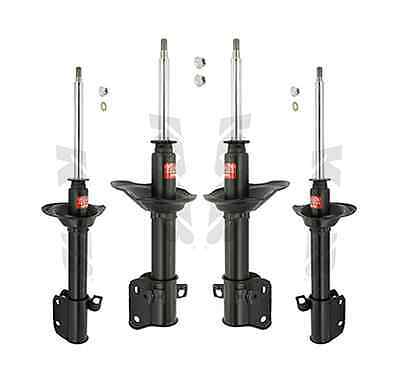 KYB 4 Struts 334189 334190 334191 334192 for Subaru Forester 2.5L DOHC AWD