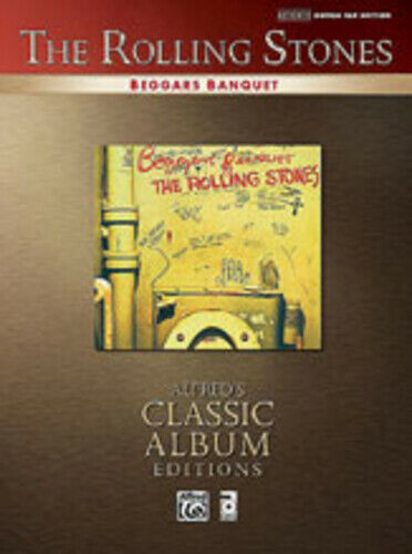 The Rolling Stones: Beggars Banquet Guitar Book 25774