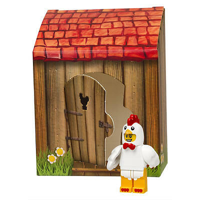 New LEGO Iconic Easter CHICKEN SUIT GUY Exclusive Minifigure 5004468 TRU IN HAND