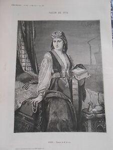 Gravure-1874-Judith-jeune-femme-d-039-apres-Leygue