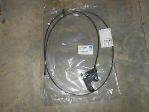 Hood-Release-Cable-2002-2001-2003-2004-2005-Dodge-Ram-1500