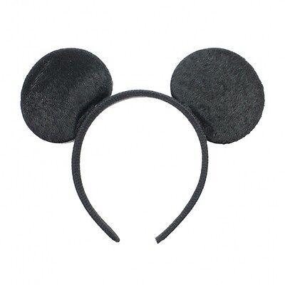 50. X Mickey Mouse Ears Headband/Hair Bows Fancy Dress/Christmas/Hen Parties