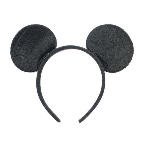 Mickey Mouse Ears Headband//Hair Bows Fancy Dress//Christmas//Hen Parties