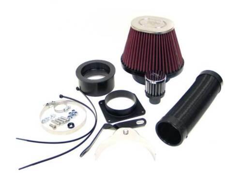 K/&N 57i INDUCTION KIT FOR AUDI A6 2.4 2.8 V6 1997-2001 57-0515
