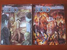 "ALESSANDRO BILOTTA "" VALTER BUIO "" # 1-2 STAR COMICS 2010 IN OTTIMO STATO..!"
