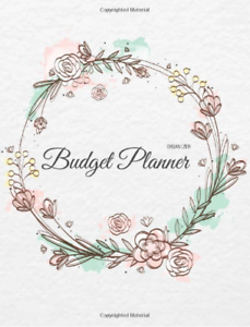 monthly bill planner organizer budget book planning financial