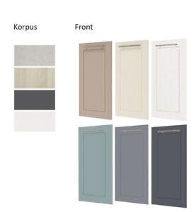 Holzmuster Für Küchenfronten Korpusse Schnittmuster Farbe Wählbar