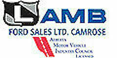 Lamb Ford Sales Limited