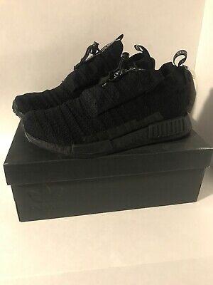 Adidas NMD TS1 Gore-Tex Triple Black AQ0927 BRAND NEW IN BOX!