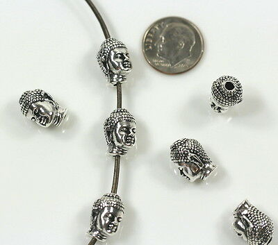 1812 4 Pieces TierraCast Hummingbird Beads Fine Silver Plate Lead Free Pewter