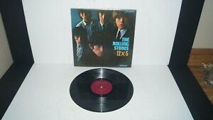 THE ROLLING STONES 12x5 MONO LL 3402 LONDON VINYL LP RECORD - NICE