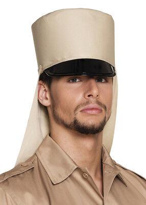 French Foreign Legion Desert Kepi Hat Ebay