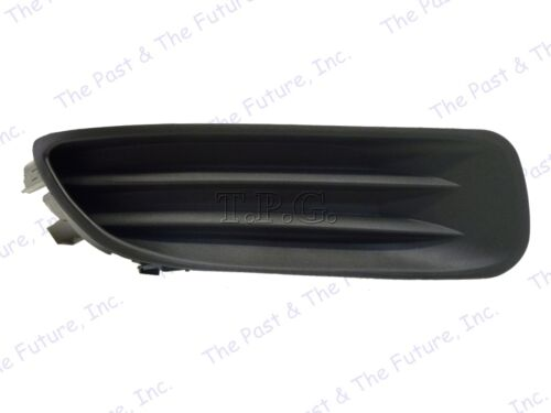Fog Lamp Light Cover Matted Black Right GB-TYC4026AR