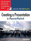 Creating a Presentation in Powerpoint by Tom Negrino (Paperback, 2004)