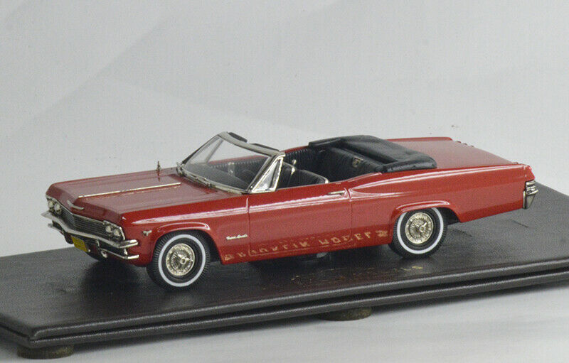 BROK223 1965 CHEVROLET IMPALA CONVERTIBLE COUPE