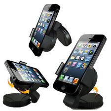 Universal del Teléfono Móvil PDA 360 Parabrisas Succión Coche Soporte Soporte De Montaje