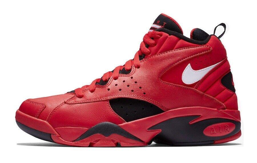 Nike Air Men's Maestro 2 II QS Men's Air University Red Trifecta Black AJ9281 600 Sz 10 a569bd