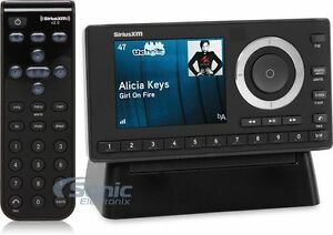 SiriusXM Onyx Plus Advanced Dock and Play Satellite Radio with Home Docking Kit