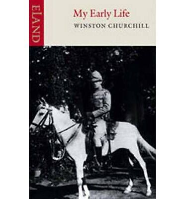 1 of 1 - My Early Life by Sir Winston S. Churchill