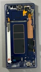 Samsung-Galaxy-Note-9-LCD-Ocean-Blue-Screen-Digitizer-Assembly-Frame-N960-OLED