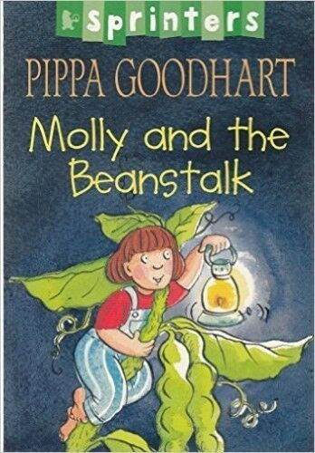 New, Sprinters: Molly and the beanstalk, Goodhart, Pippa, Book