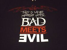 Bad Meets Evil Shirt ( Used Size M ) Very Nice Condition!!!