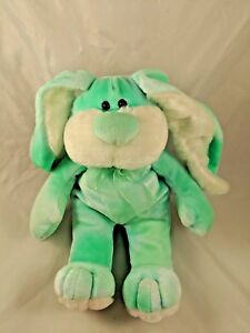 Dan-Dee-Green-Rabbit-Plush-14-034-Stuffed-Animal