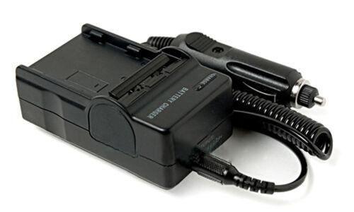 Cargador PARA HITACHI DZ-BX35A DZ-BX35E DZ-BX37E DZ-BP07PW DZ-BX37E Videocámara Nuevo