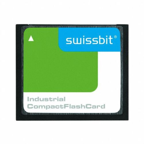 SWISSBIT CF4GB CF CARD 4G SFCF4096H2BI2SA-I-Q1-222-HAA Series 4G wide temp