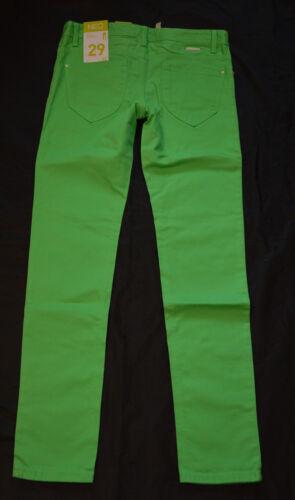 Adidas Neo Skinny Fit Stretch Jeans Hose L 40 W30 L32 NEU Greenzest