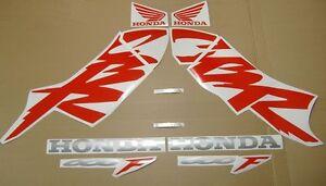 cbr 600rr 2005 full decals sticker graphics set kit labels adesivi autocollants