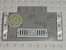 LEGO Tortues ninja DkStone Curved Slope ref 17663 / Set 10669 Turtle Lair