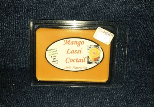 Mango Lassi Cocktail *NEW* Hand Poured Scented Soy Candles Tarts /& Votives