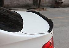 BMW 3er M3 F80 F30 Abrisskante Performance Carbon Spoiler Heckspoiler Hecklippe