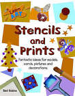 Stencils and Prints by Deri Robins (Paperback, 2005)