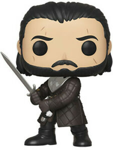 Game-Of-Thrones-Jon-Snow-Funko-Pop-Television-2019-Toy-NUEVO
