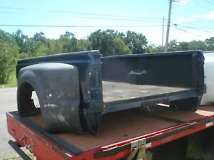 Details About 99 07 Ford F 350 Super Duty Dually Drw Truck Bed 8 Foot Box