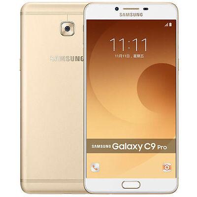 Samsung Galaxy C9 Pro Dual 64GB/6GB Gold Imported