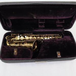 Selmer Paris Mark VI Alto Saxophone SN 58577 ORIGINAL LACQUER