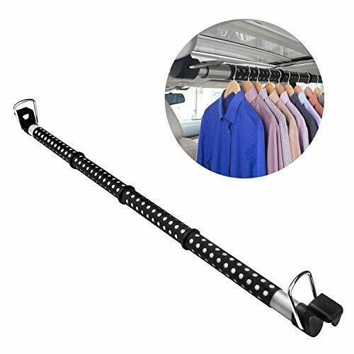 Kleiderstange Auto Vehicle Kleiderbügel mit Starken Metall und Gummigriffen Best