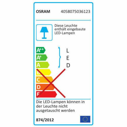 4x OSRAM Smart+ LED Streifen warmweiß tageslicht dimmbar ZigBee 2000K-6500K