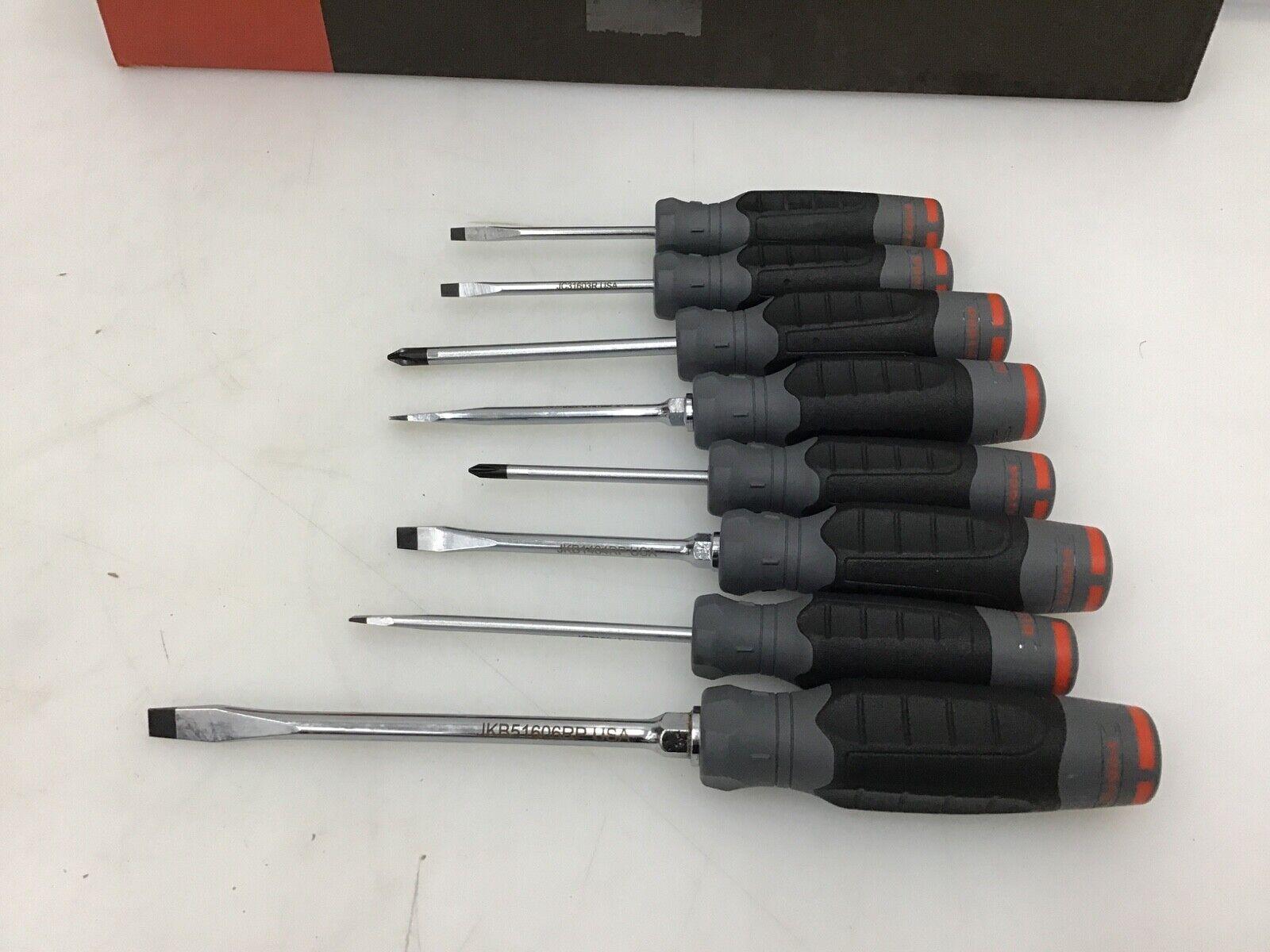 Stanley Proto J1204SC Duratek Precision Combination Screwdriver Set 4-Piece