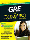GRE For Dummies: With Online Practice Tests by Ron Woldoff, Joseph Kraynak (Paperback, 2015)